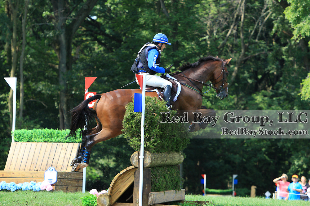 Phillip Dutton and William Penn at the 2011 Richland Park Horse Trials held in Richland, Michigan.