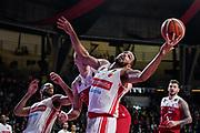 Tyler Cain<br /> Openjobmetis Varese - A X Armani Exchange Milano<br /> Openjobmetis Varese - <br /> Basket Serie A LBA 2018/2019<br /> Varese 03 January 2017<br /> Foto Mattia Ozbot / Ciamillo-Castoria