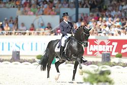 Rath, Matthias Alexander, Totilas<br /> Aachen - CHIO 2014<br /> CDIO Grand Prix Special<br /> © www.sportfotos-lafrentz.de/ Stefan Lafrentz