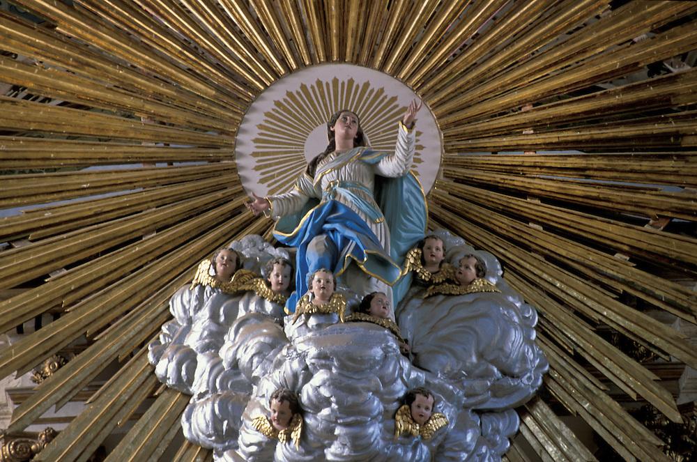 La Baroquia de la Senora de la, Asuncion, City Lagos de Moreno, Jalisco, Mexico