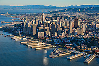 San Francisco, City & Bay