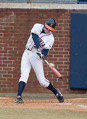 20070220 - Virginia v William and Mary (NCAA Baseball)