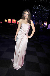 LIZ HURLEY at The Butterfly Ball in aid of the Caudwell Children Charity held in Battersea park, London on 14th May 2009.
