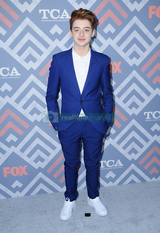 08 August  2017 - West Hollywood, California - Thomas Barbusca.   2017 FOX Summer TCA held at SoHo House in West Hollywood. Photo Credit: Birdie Thompson/AdMedia *** Please Use Credit from Credit Field ***