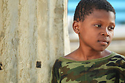 Boy at an orphanage and school in N'Djamena, Chad on Thursday June 10, 2010.