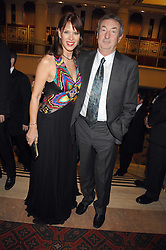 NICK & NETTE MASON at the Feast of Albion a sumptious locally-sourced banquet in aid of The Soil Association held at The Guildhall, City of London on 12th March 2008.<br />