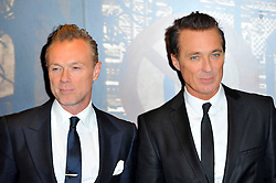 Gary & Martin Kemp at the  Crime Thriller Awards  in London, Thursday, 18th October 2012 Photo by: Chris Joseph / i-Images