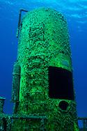 Main Deck Chamber, USS Kittiwake, Grand Cayman