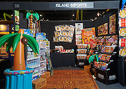 IG Festival of Food 2015. Darwin Convention Centre. 2-3 May 2015. Booth and products of Island Imports. Photo by Shane Eecen/Creative Light Studios Darwin.