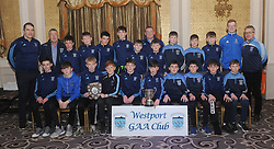 Westport Bord na nOg presentation night<br />