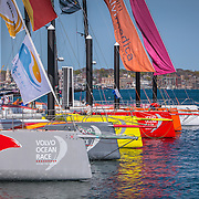 This edition of the Volvo Ocean Race is the 12th running of the 40-year-old event, which started in 1973 as the Whitbread Round the World Race.<br />