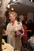PRINCESS MICHAEL OF KENT;  The Cartier Chelsea Flower show dinner. Hurlingham club, London. 20 May 2013.