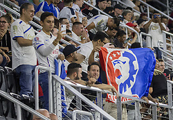 September 19, 2018 - Washington, District of Colombia, USA - Washington, DC. - Wednesday, September 19, 2018: D.C United and Olimpia (HON) played to a 1-1 tie in an international friendly match at Audi Field. (Credit Image: © Tony Quinn/ISIPhotos via ZUMA Wire)