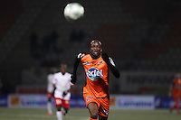 Djibril KONATE  - 06.03.2015 - Nancy / Laval - 27eme journee de Ligue 2 <br />Photo : Fred Marvaux / Icon Sport