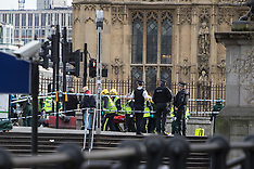 2017-03-22 Emergency services respond to Westminster terror incident with multiple casualties