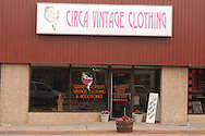 5/18/05 -- Omaha, NE Circa Vintage Clothing in the Benson neighborhood in Omaha..Photo by Chris Machian/Prairie Pixel Group