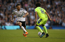 Ryan Fredericks of Fulham in action - Mandatory by-line: Paul Terry/JMP - 14/05/2018 - FOOTBALL - Craven Cottage - Fulham, England - Fulham v Derby County - Sky Bet Championship Play-off Semi-Final