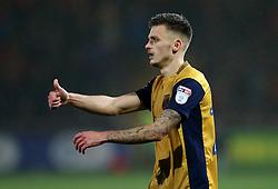 Jamie Paterson of Bristol City - Mandatory by-line: Matt McNulty/JMP - 17/01/2017 - FOOTBALL - Highbury Stadium - Fleetwood,  - Fleetwood Town v Bristol City - Emirates FA Cup Third Round Replay