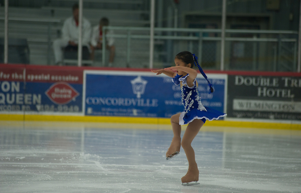 Nonqualifying Competition at the 2012 South Atlantic Regional Figure Skating Championships.