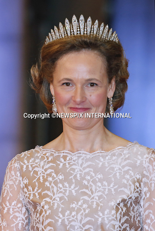 "FAREWELL DINNER FOR QUEEN BEATRIX.at the Rijksmuseum in Amsterdam, The Netherlands_April 29, 2013..Crown Prince Willem-Alexander and Crown Princess Maxima will be proclaimed King and Queen  of The Netherlands on the abdication of Queen Beatrix on 30th April 2013..Mandatory Credit Photos: ©NEWSPIX INTERNATIONAL..**ALL FEES PAYABLE TO: ""NEWSPIX INTERNATIONAL""**..PHOTO CREDIT MANDATORY!!: NEWSPIX INTERNATIONAL(Failure to credit will incur a surcharge of 100% of reproduction fees)..IMMEDIATE CONFIRMATION OF USAGE REQUIRED:.Newspix International, 31 Chinnery Hill, Bishop's Stortford, ENGLAND CM23 3PS.Tel:+441279 324672  ; Fax: +441279656877.Mobile:  0777568 1153.e-mail: info@newspixinternational.co.uk"