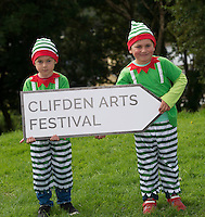 21/08/2016 Repro free:    Oisin and Kyle Gavin &nbsp;at the launch of Ireland&rsquo;s Longest Running Arts Festival who announced a stellar line up.<br /> <br /> Hermitage Green, The Kilfenora Ceili Band, Paddy Cole, Phil Coulter and Johnny McEvoy are among the many names who will be taking part in the 39th Clifden Arts Festival, which runs from September 15th - 25th. This festival features over 200 diverse, eclectic events with an exciting programme filled to the brim with literature, theatre, music events, workshops, comedy and visual art spectacles. <br />   Photo:Andrew Downes, XPOSURE