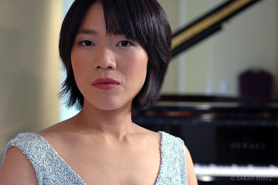 Ching-Yun Hu, pianist