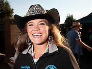 National Professional Rodeo Association Queen Kayla Vincent The Pendleton RoundUp is the largest outdoor rodeo in the world,