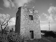 Telegraph Tower, Dalkey Hill, Dublin, 1807,