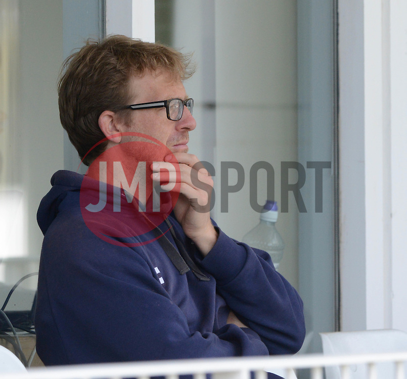 Head Coach of Gloucestershire cricket, Richard Dawson - Photo mandatory by-line: Dougie Allward/JMP - Mobile: 07966 386802 - 29/04/2015 - SPORT - Cricket - Bristol - County Ground - Gloucestershire Cricket v Derbyshire Cricket - LV=County Cricket 2