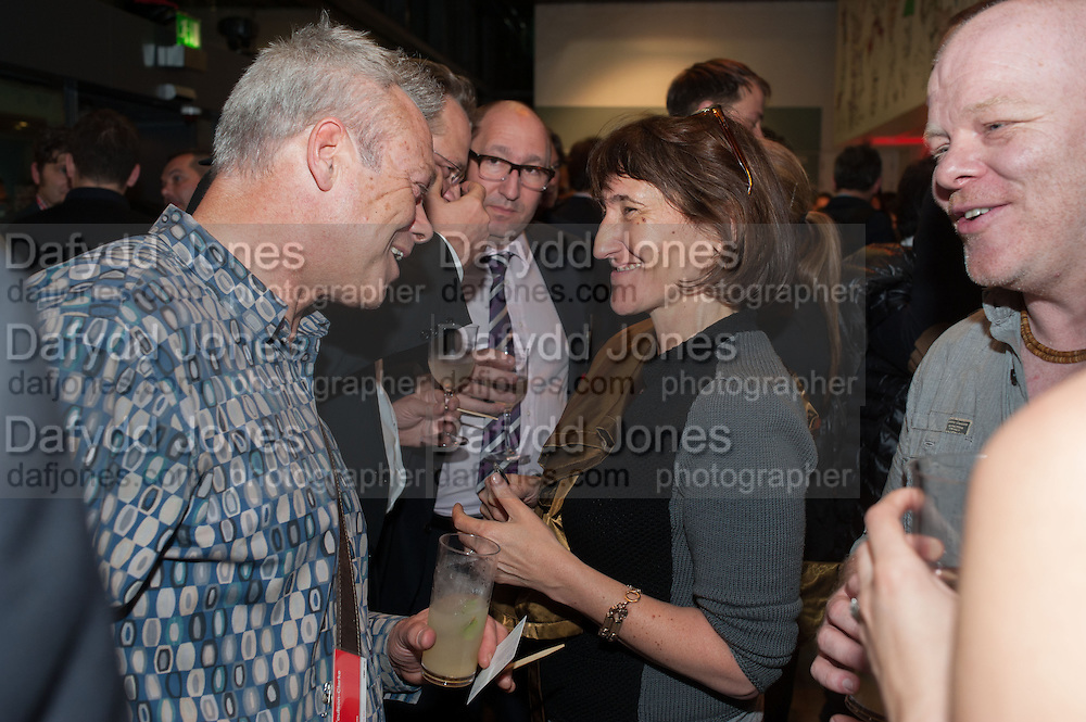 BEEBAN KIDRON, UnSeen Narratives, Ted Salon, Unicorn Theatre, Tooley St. London. 10 May 2012.
