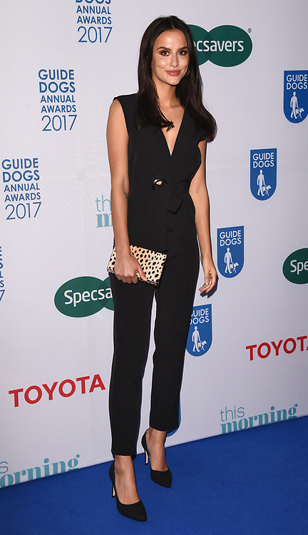 London, UK Lucy Watson at The Guide Dog Of The Year Awards held at The Hurlingham Club, Ranelagh Gardens, London on Wednesday 17 May 2017 <br /> Ref: LMK392 -46019-251113<br /> Vivienne Vincent/Landmark Media. <br /> WWW.LMKMEDIA.COM.