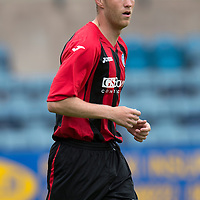 St Johnstone FC...  Season 2013-14<br /> Steven Anderson<br /> Picture by Graeme Hart.<br /> Copyright Perthshire Picture Agency<br /> Tel: 01738 623350  Mobile: 07990 594431