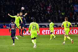November 2, 2018 - Paris, Ile-de-France, France - The Paris Saint Germain during the french Ligue 1 match between Paris Saint-Germain (PSG) and Lille (LOSC) at Parc des Princes stadium on November 2, 2018 in Paris, France. (Credit Image: © Julien Mattia/NurPhoto via ZUMA Press)