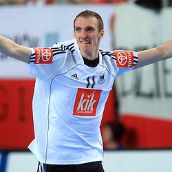 20090122: Handball - World Championship, Germany vs Poland