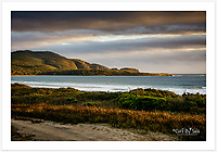 Late afternoon autumn light at Cloudy Bay [Bruny Island, Tasmania]<br /> <br /> To purchase please email orders@girtbyseaphotography.com quoting the image number PA004447, and your preferred print size. You will receive a quick reply recommending print media options to best suit your chosen image, plus an obligation-free quotation. Current standard size prices are published on the Pricing page.