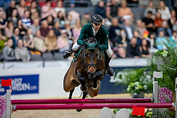 SKRZYCZYNSKI Jaroslaw (POL), Chacclana<br /> Göteborg - Gothenburg Horse Show 2019 <br /> Parcoursbesichtigung<br /> Longines FEI World Cup™ Jumping Final III<br /> Int. jumping competition over two rounds not against the clock with jump-off in case of point egality (1.50 - 1.60 m)<br /> Longines FEI Jumping World Cup™ Final and FEI Dressage World Cup™ Final<br /> 07. April 2019<br /> © www.sportfotos-lafrentz.de/Stefan Lafrentz