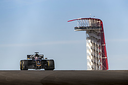 November 1, 2019, Austin, United States of America: Motorsports: FIA Formula One World Championship 2019, Grand Prix of United States, ..#8 Romain Grosjean (FRA, Rich Energy Haas F1 Team) (Credit Image: © Hoch Zwei via ZUMA Wire)