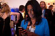 CHARMAINE PONNUTHURAI;, London On A Plate - launch of new iPhone app.<br /> Morton's Club, 28 Berkeley Square,  London, 1 June 2011<br /> <br /> <br />  , -DO NOT ARCHIVE-© Copyright Photograph by Dafydd Jones. 248 Clapham Rd. London SW9 0PZ. Tel 0207 820 0771. www.dafjones.com.