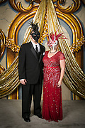 Krewe of Nyx Mardi Gras Ball portraits