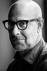 February 5, 2018 - Rome, Italy - The actor Stanley Tucci attends the photocall of the movie Final Portrait at the Hotel Eden in Rome, italy, on 5 th february 2018. (Credit Image: © Luca Carlino/NurPhoto via ZUMA Press)