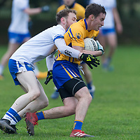 Clare's Eoghan Collins V Waterford's Stephen Dalton