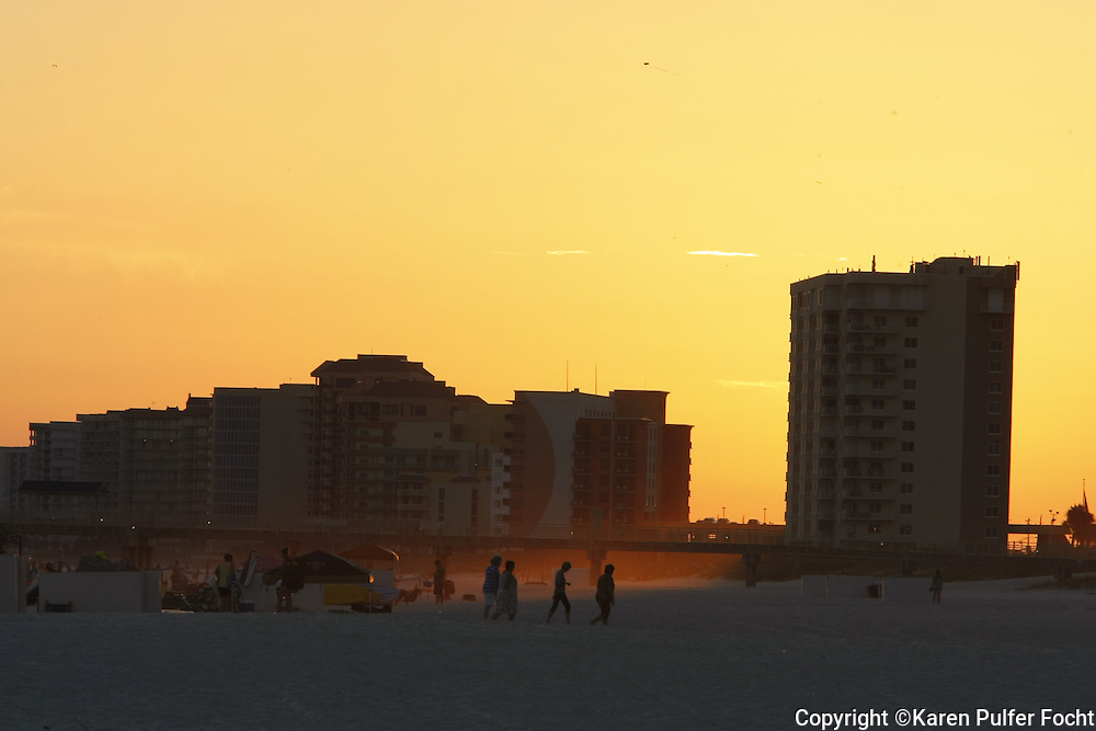 Gulf Coast, Orange Beach, Alabama.  © Karen Pulfer Focht-ALL RIGHTS RESERVED-NOT FOR USE WITHOUT WRITTEN PERMISSION