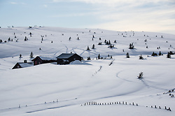 Winter at Hafjell