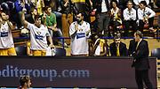 DESCRIZIONE : Torino Lega A 2015-2016 Manital Torino - Grissin Bon Reggio Emilia<br /> GIOCATORE : Panchina Manital Auxilium Torino<br /> CATEGORIA : Ritratto Esultanza Panchina<br /> SQUADRA : Manital Auxilium Torino<br /> EVENTO : Campionato Lega A 2015-2016<br /> GARA : Manital Torino - Grissin Bon Reggio Emilia<br /> DATA : 05/10/2015<br /> SPORT : Pallacanestro<br /> AUTORE : Agenzia Ciamillo-Castoria/GiulioCiamillo