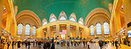 210˚ Panorama of Grand Central Station Interior NYC