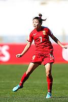 Fifa Womans World Cup Canada 2015 - Preview //<br /> Algarve Cup 2015 Tournament ( Vila Real San Antonio Sport Complex - Portugal ) - <br /> Germany vs China 2-0  -  Xu Yanlu of China