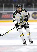 Mats Mostue of Stavanger Oilers in action v Lillehammer during the GET-ligaen match between Stavanger Oilers and Lillehammer at DNB Arena, Stavanger , Norway on 22 September 2016. Photo by Andrew Halseid-Budd.