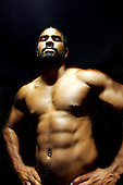 Exclusive David Haye shoot