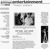 Chicago Tribune - Digital City 1997