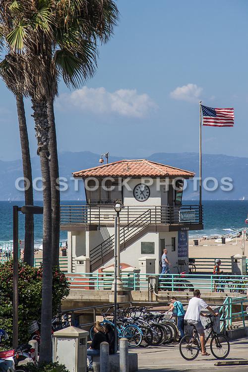 Manhattan Beach Pier Lifestyle